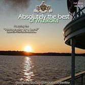 Absolutely the Best of Muskoka Fall edition 2013 Cover