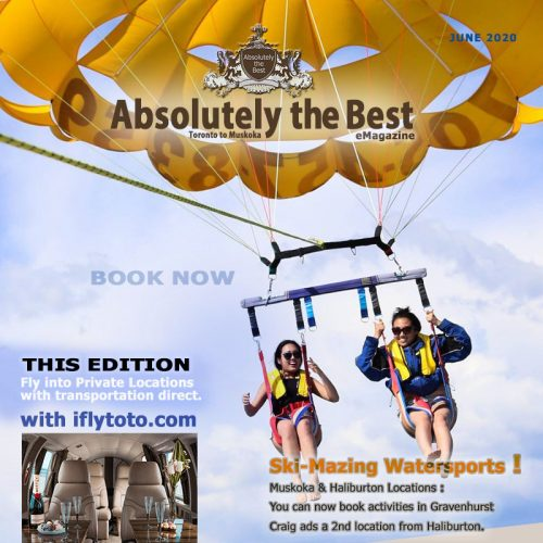 Absolutely the Best eMagazine June 2020 - Front Cover